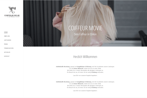 coiffeur movie